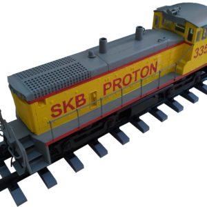 Масштабные модели (макеты) подвижного состава и железно-дорожной техники